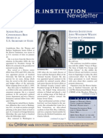 Hoover Institution Newsletter -Winter 2005