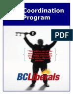 Poll coordination program overview