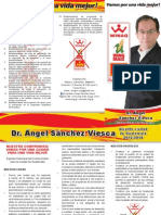 Trifoliar Dr. Ángel Sánchez