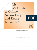 Job Seeking and LinkedIn 02-09-11