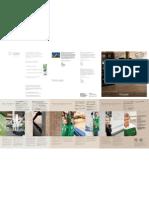 Folder Sustentabilidade