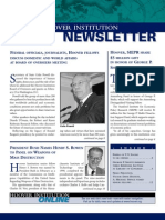 Hoover Institution Newsletter - Spring 2004