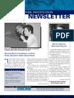 Hoover Institution Newsletter - Summer 2004