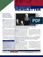 Hoover Institution Newsletter - Summer 2002