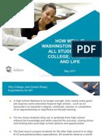 Washington State Education Data Profile - May 2011