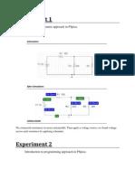 Adee Lab Manual