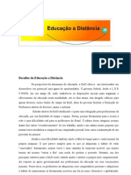 Texto Coletivo sobre Educação a Distância