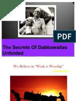 Dabbawalla Ppt Prefered