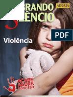 Revista Quebrando o Silêncio - 2011