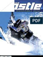2012 Castle X Snowmobile Catalog