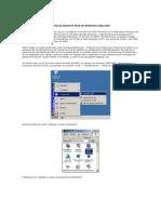 Instalar Servicio Dhcp en Windows 2000-2003