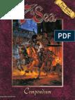 AEG 7thSea Compendium