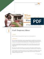 When Disaster Strikes - Bible Study