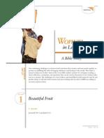 Women in Leadership -  Bible Study