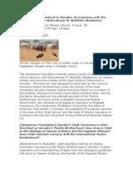 The Muslim Brotherhood in Somalia ( Islah movement)