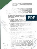 Relatorio dos fiscais de ATER - 1a turma