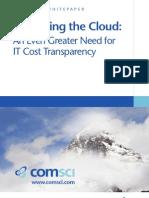 Managing the Cloud