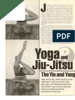 Yoga Jiu Jitsu