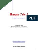 Harpa Cristã - Histórias e biografias