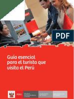 GUIA ESENCIAL PARA EL TURISTA QUE VISITA EL PERU