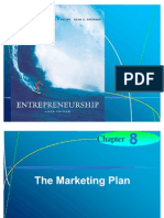 Chapter 8 - The Marketing Plan