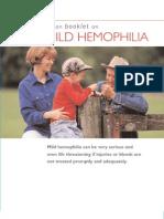 Mild Hemophilia Book
