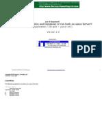 Split or Dont Split Application and Database