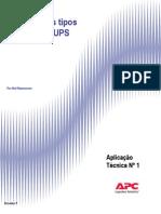 Os Diferentes Tipos de Sistemas UPS