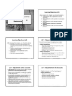 Chapter 4 - Accrual Accounting and Financial Statements