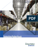 Interlake Pallet Racks