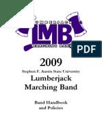 2009 LMB Band Handbook