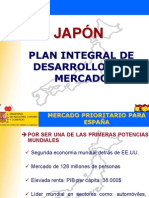 Plan Integral Japon 11888