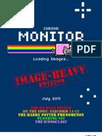 UP CURSOR Monitor - July 2011