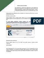 Manual Basico Webex