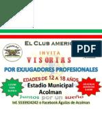 Club America acolman