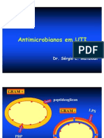 antibioticos UTI