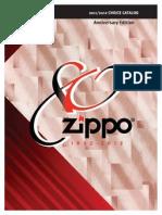 2011/2012/ Zippo Choice Catalog