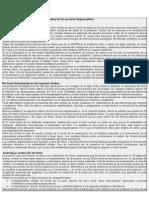 Consecuencia en la biomecánica de columna de los procesos degenerativos
