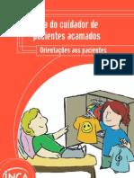 Livro - Guia Do Cuidador de Pacientes Acamados