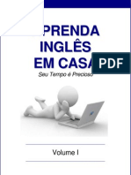 Aprenda Ingles Em Casa