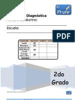 2 grado Diagnostico