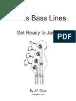 Blues Bass Lines by JP Dias