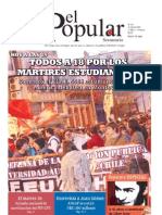 El Popular N° 151 - 12/8/2011 Completo