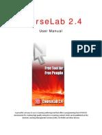 Manual Courselab