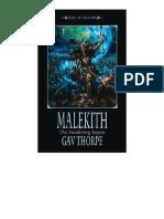 Warhammer - Time of Legends - [Sundering 01] - Malekith - Gav Thorpe (v1.0) (Undead)