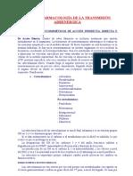 06.Farmacología de la Transmisión Adrenérgica