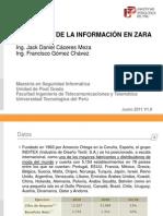 ZARA -Presentación