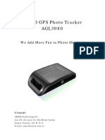 AGL 3080 GPS Photo Tracker User Manual V2.2