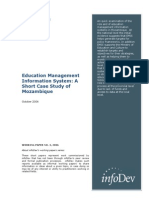 Working Paper 03 - EMIS Case Study Mozambique