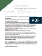 FDIC Disclosure